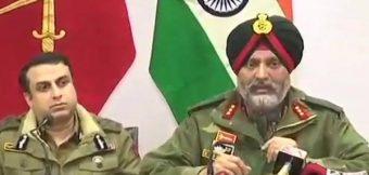 पुलवामा: कश्मीर की माताएं अपने भटके बच्चों को सरेंडर करवाएं नहीं तो मारे जाएंगे- भारतीय सेना