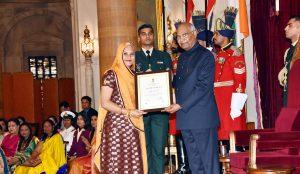 Prasident Award Winner Ruma Devi