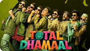 (Film Review : Total Dhamal)