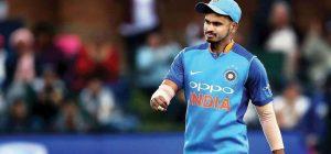 Shreyas Iyer Indian Cricketer