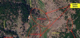 बालाकोट की पहली सैटेलाइट इमेज, जहां एयरफोर्स ने गिराए थे बम