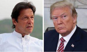 Imran Khan & Trump