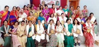 महिला दिवस की पूर्व संध्या पर हुआ शहर की 21 नारी शक्ति का सम्मान